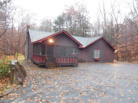 Catskill  House in  Shandaken